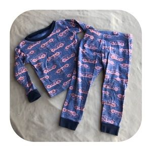 Carter's Cars PJ Set boys 24M